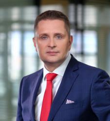Wojciech Strusinski Wiceprezes ds. sprzedazy Qumak SA