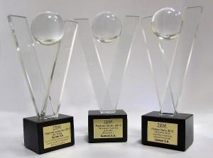 Trzy nagrody IBM dla Qumak SA