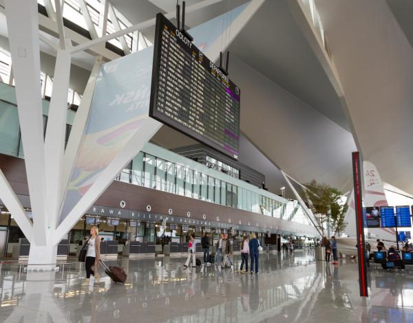 Systemy lotniskowe - FIDS AWOS BHS - Qumak
