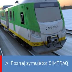 Symulator lokomotywy SIMTRAQ