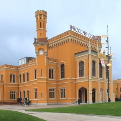 dworzec PKP wroclaw Qumak BMS i automatyka budynkowa