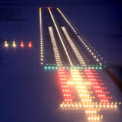 Oswietlenie nawigacyjne lotnisko rzeszow jesionka qumak