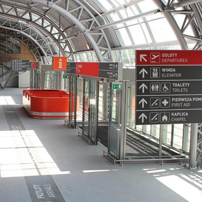 Systemy FIS modlin terminal