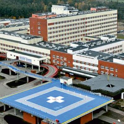 ladowisko dla smiglowcow szpital specjalistyczny qumak