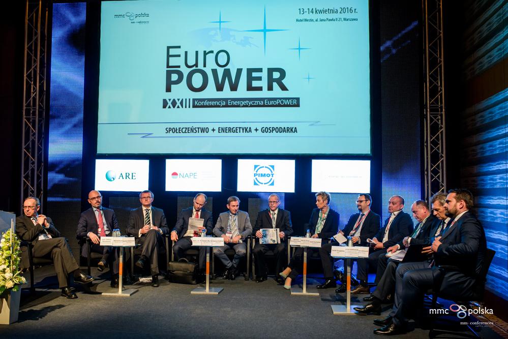 konferencja europower it w energetyce Qumak