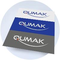 Logotyp Qumak SA wiele formatow