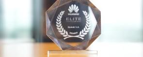 Nagroda Huawei dla Qumak SA