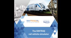 Simtraq rail vehicle simulator Qumak