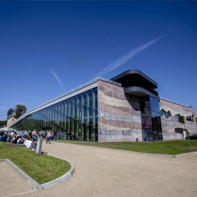 Muzeum Interaktywne w podzamczu checinskim - Qumak