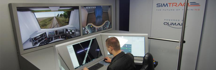 Symulator kolejowy bedzie sluzyl kolejom dolnoslaskim