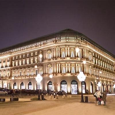 Systemy teletechniczne i automatyka budynkowa w hotelu europejskim