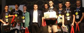 Zwyciezcy Hackathonu City Coders Plock